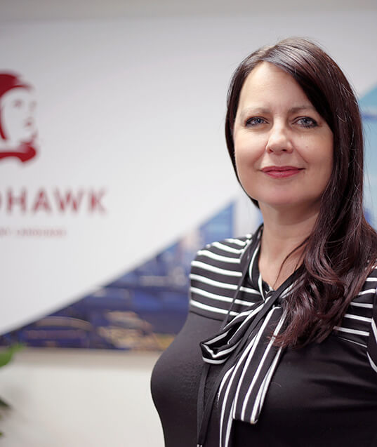 Rachel Moss - Head of Projects at Guildhawk